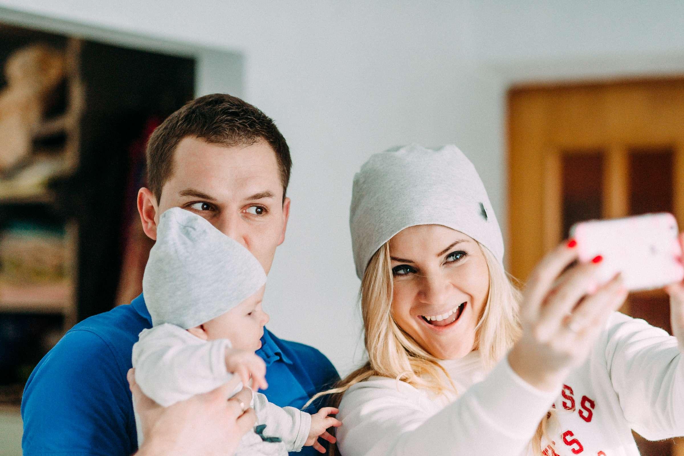 Семейная фотосъемка в Праге и Чехии
