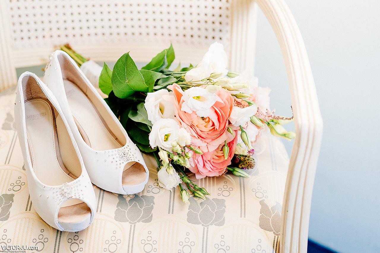 Детали на свадьбе в Праге