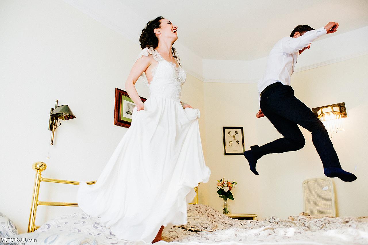 Веселая свадьба в Праге