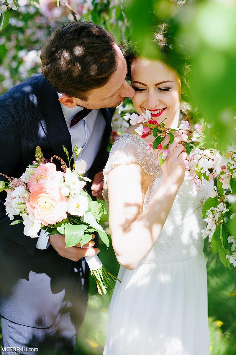 Весенняя свадьба в Праге, Чехии