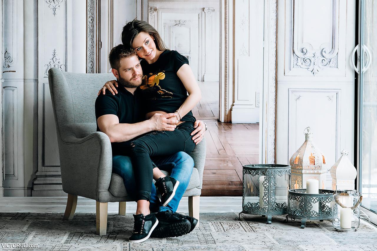 Family photo shoot in the Czech Republic