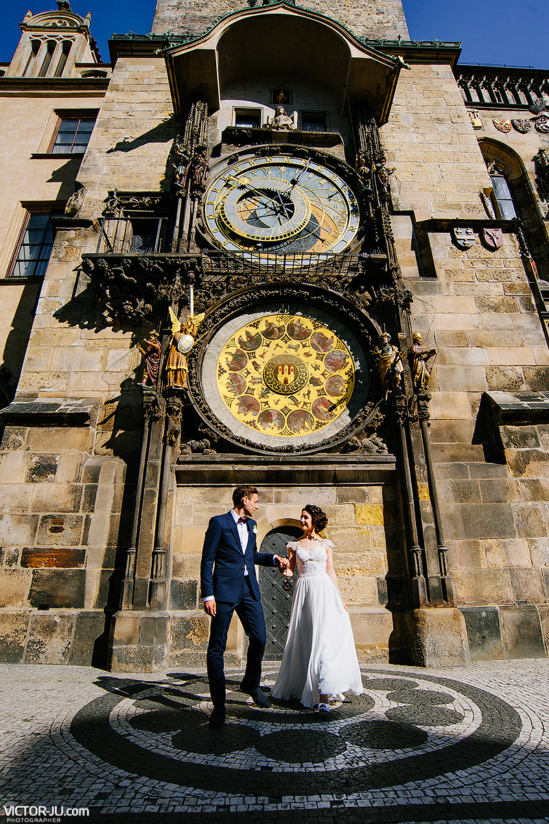 Wedding photographer in Prague Viktor Zdvizhkov