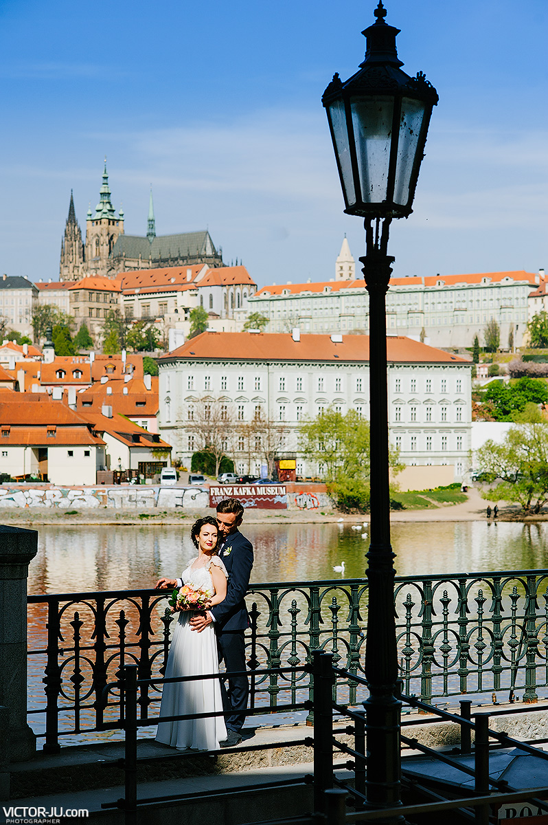 Prague and Europe wedding photography
