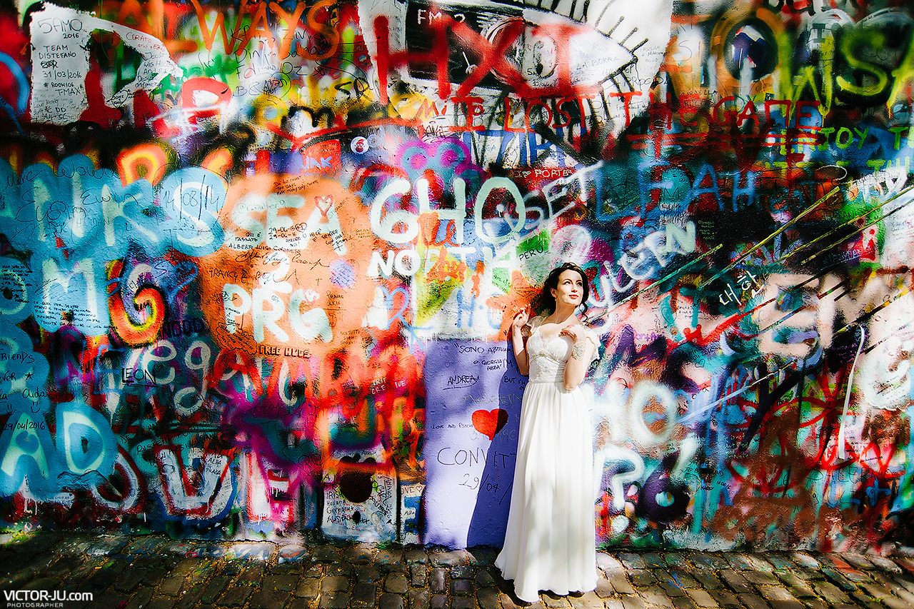 wedding photographer in Prague for your luxury wedding in Prague