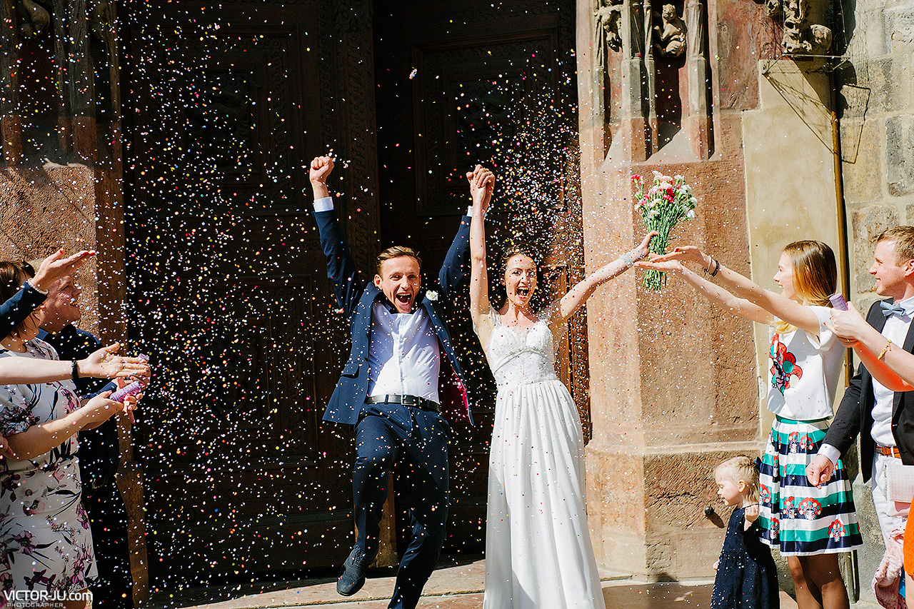 best wedding in Prague