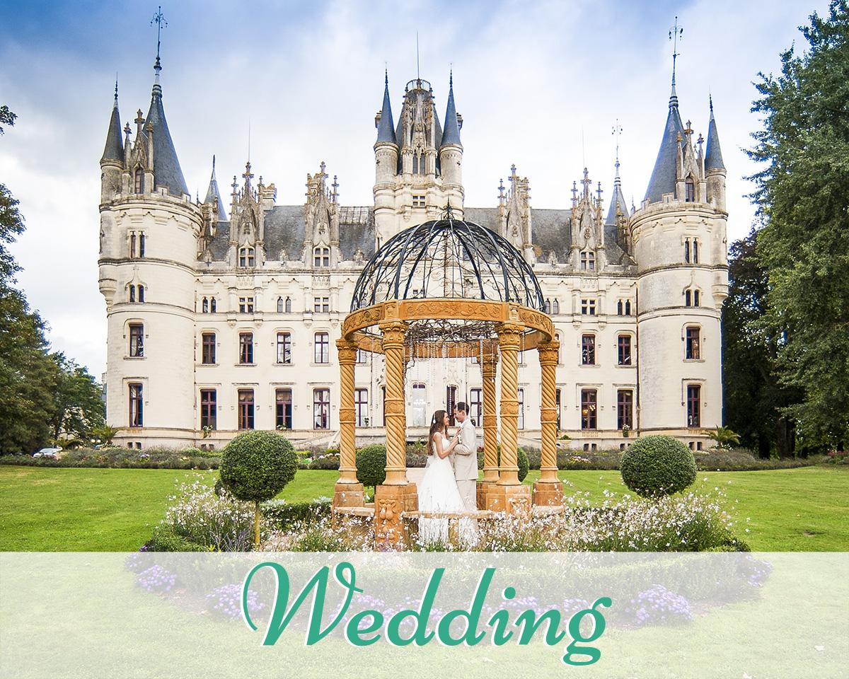 Wedding photoshoot in Prague