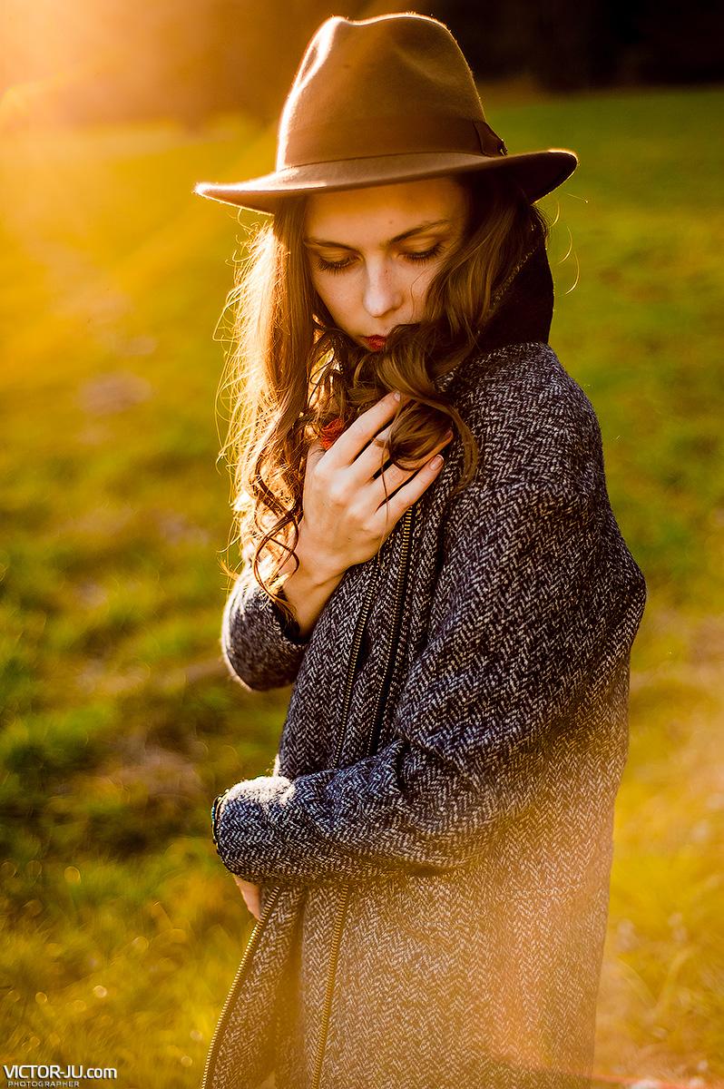 Индивидуальная фотосъемка осенью