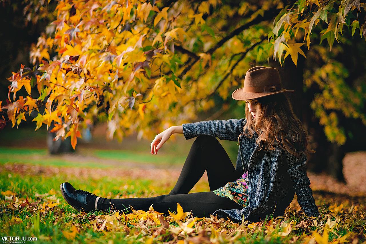 Золотая осень в Праге