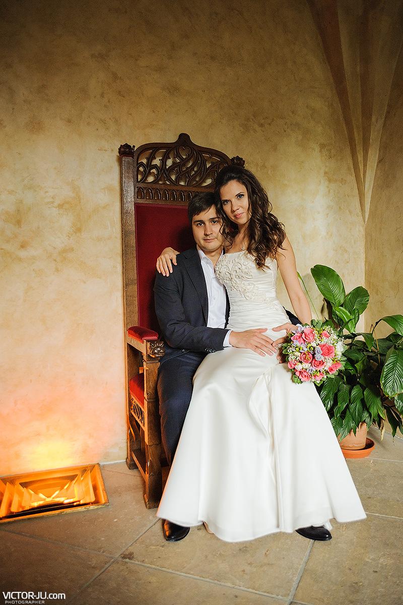 wedding in czech republic Karlstejn castle