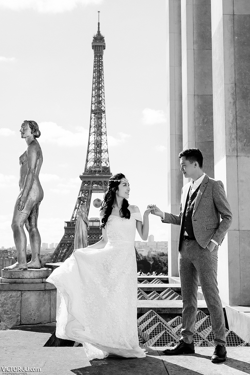 Wedding Photo in France