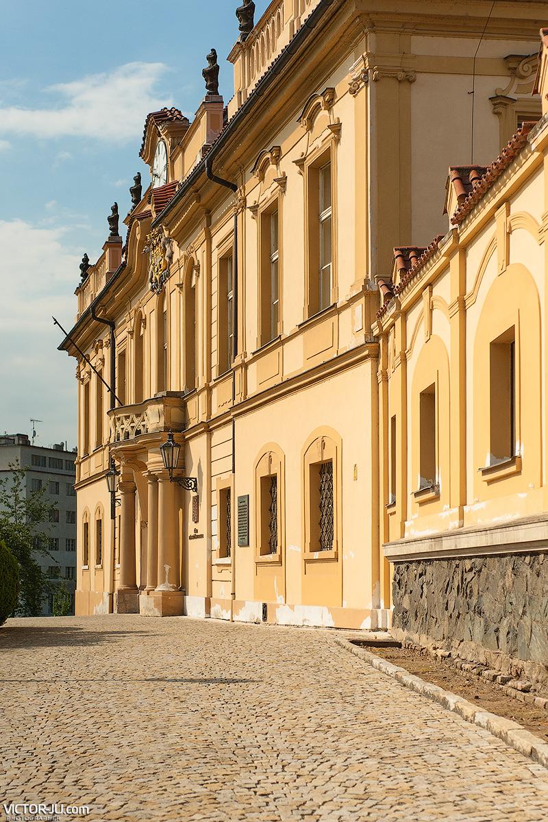 Libensk castle