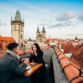 Прогулка с фотографом по Праге