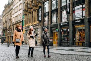 Прогулка по Праге с фотографом