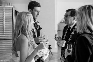 Свадьба в Старогородской ратуше в Праге