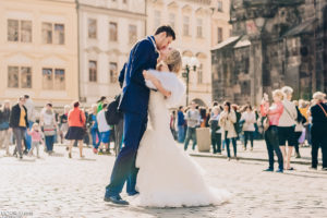 Свадьба в Староместской ратуше