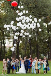 Воздушные шары в Праге