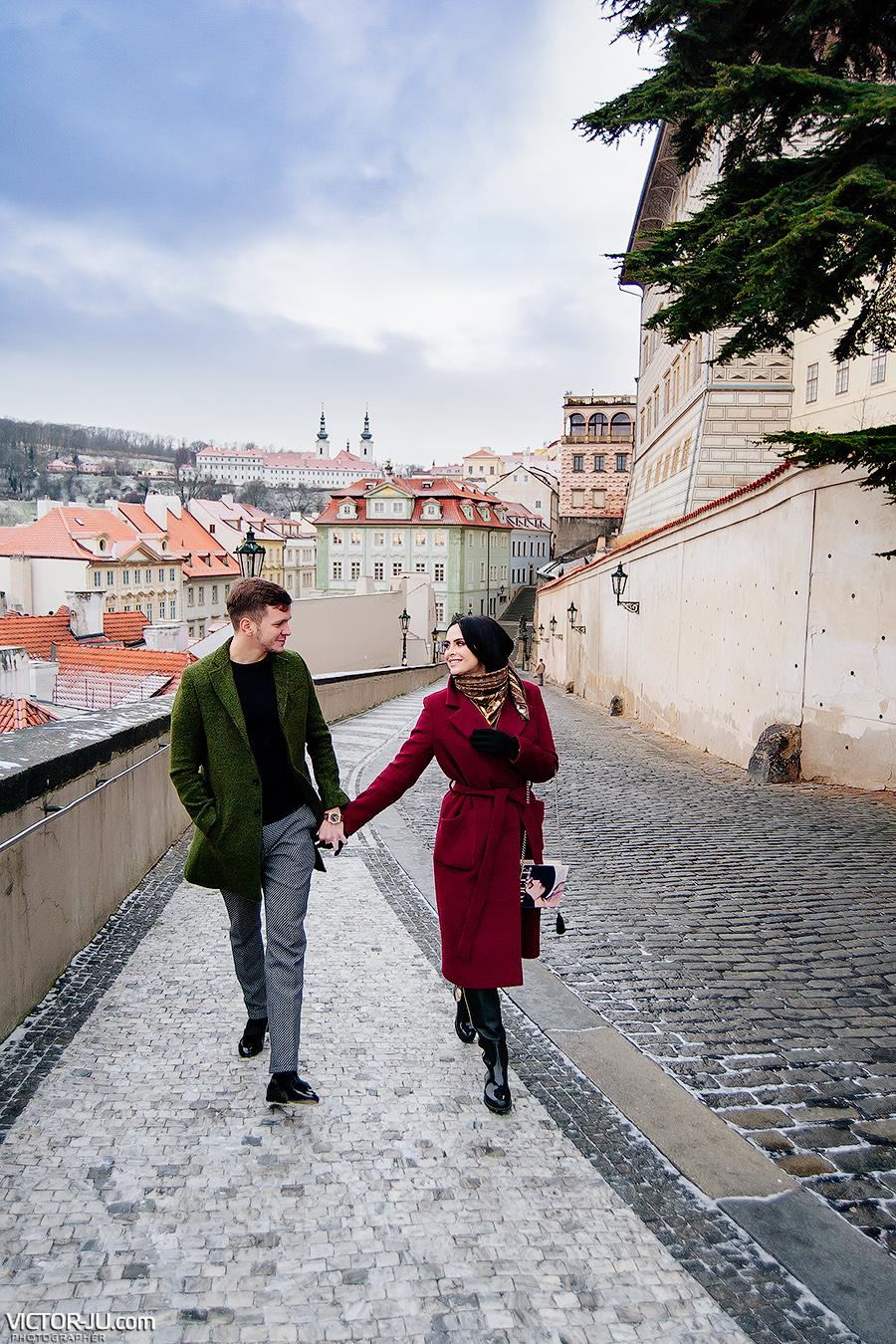 Прогулка с фотографом по Пражскому граду