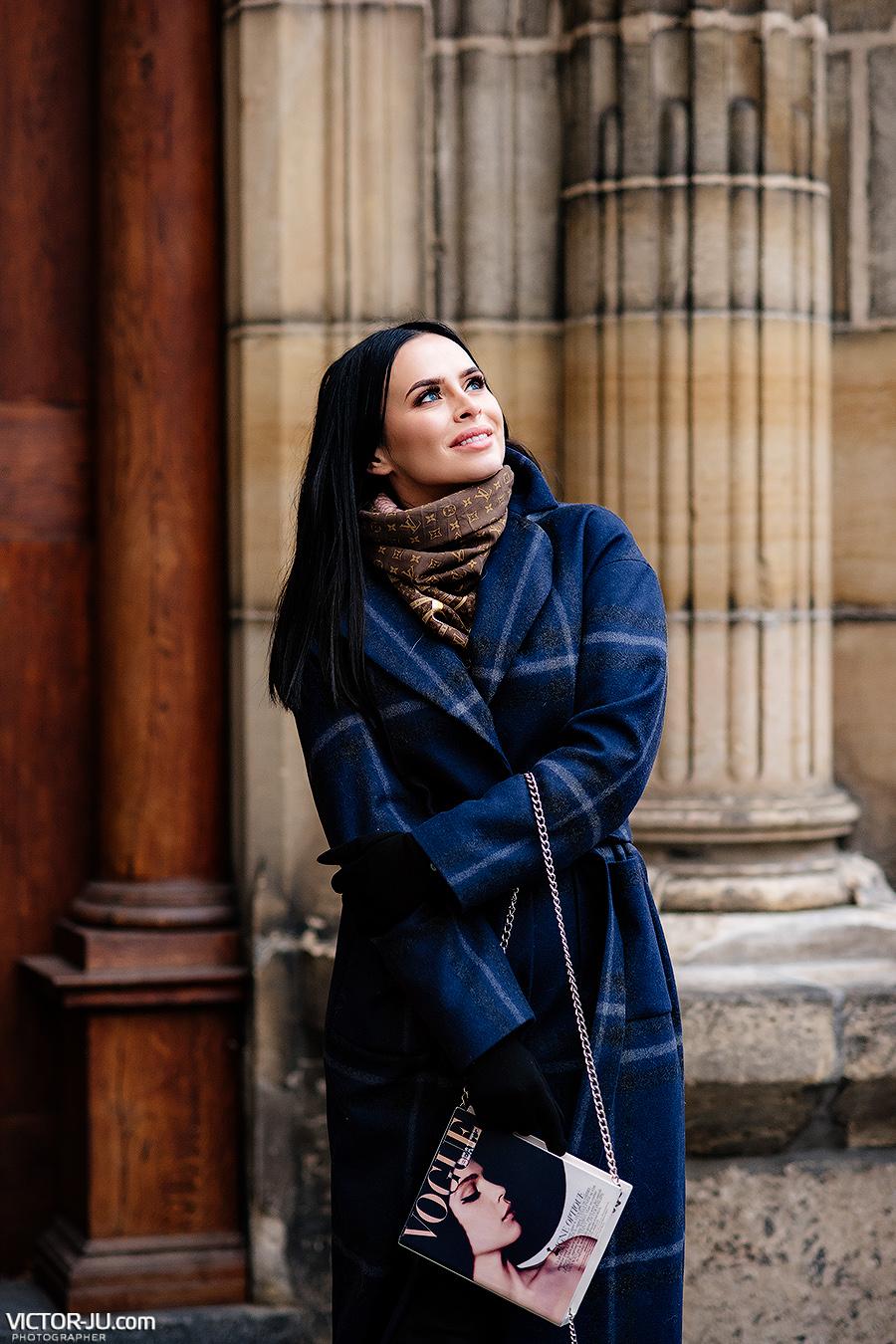 Виктория Романец в Чехии