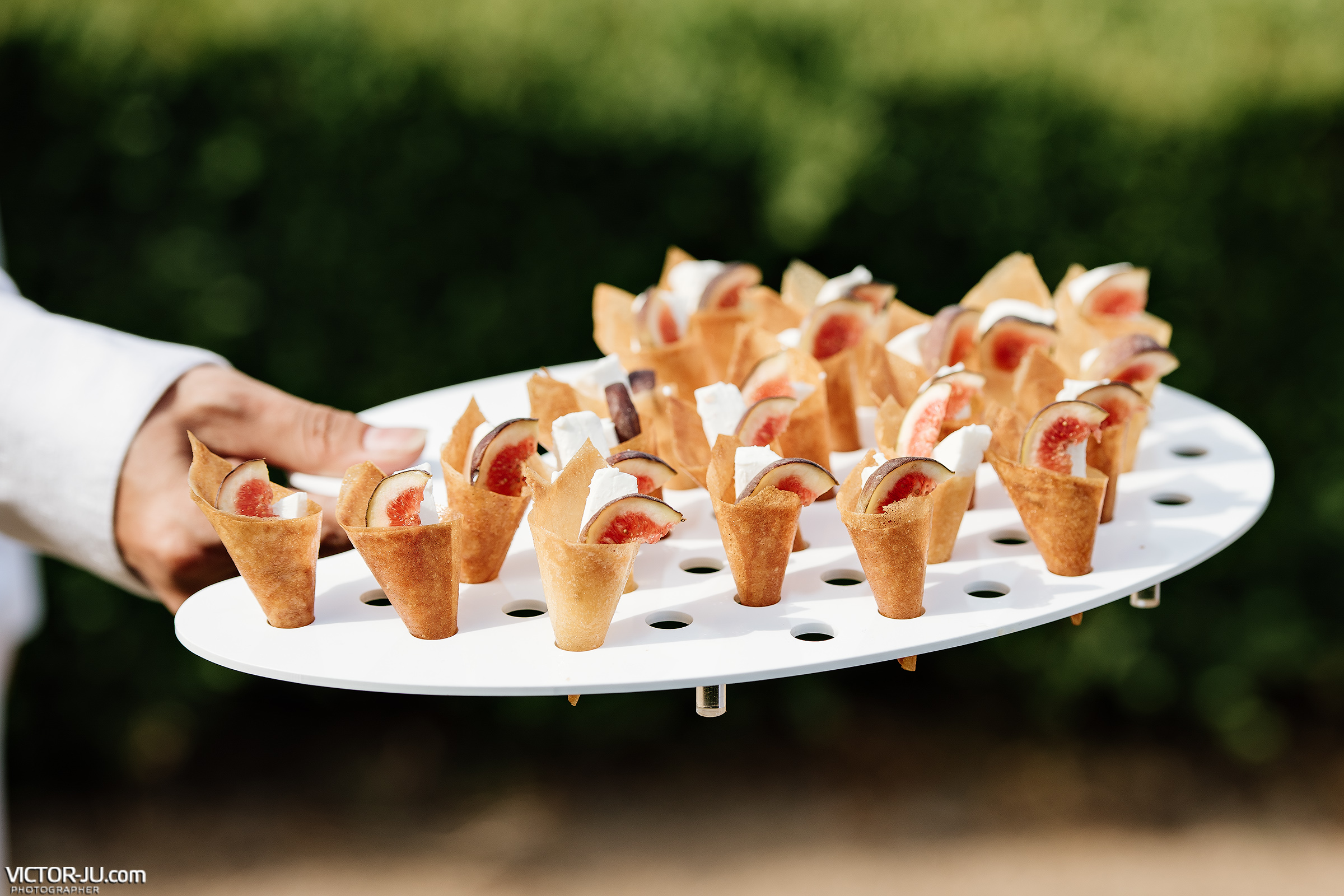 Закуски на свадьбе