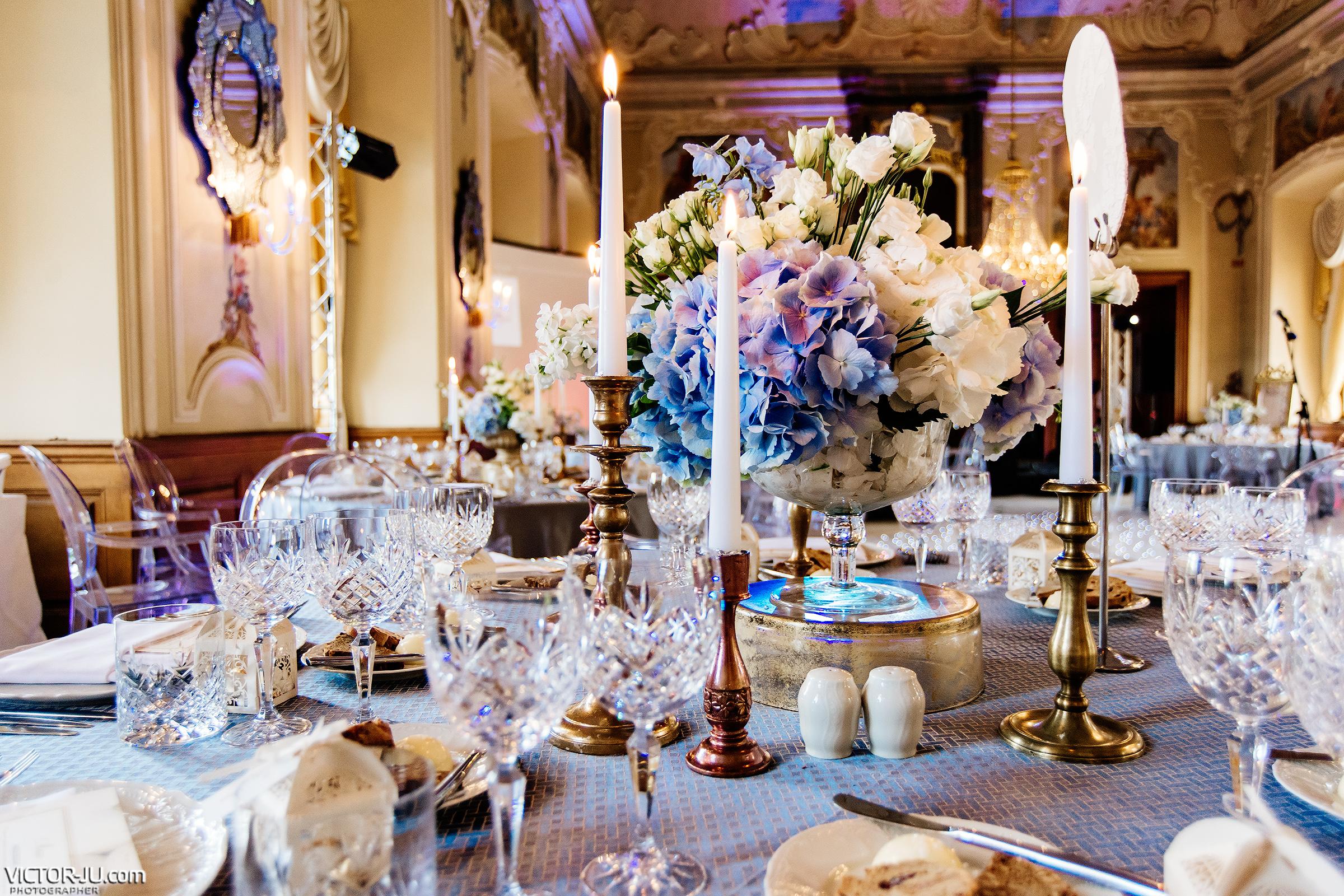 Профессиональный декор на свадьбу в Чехии