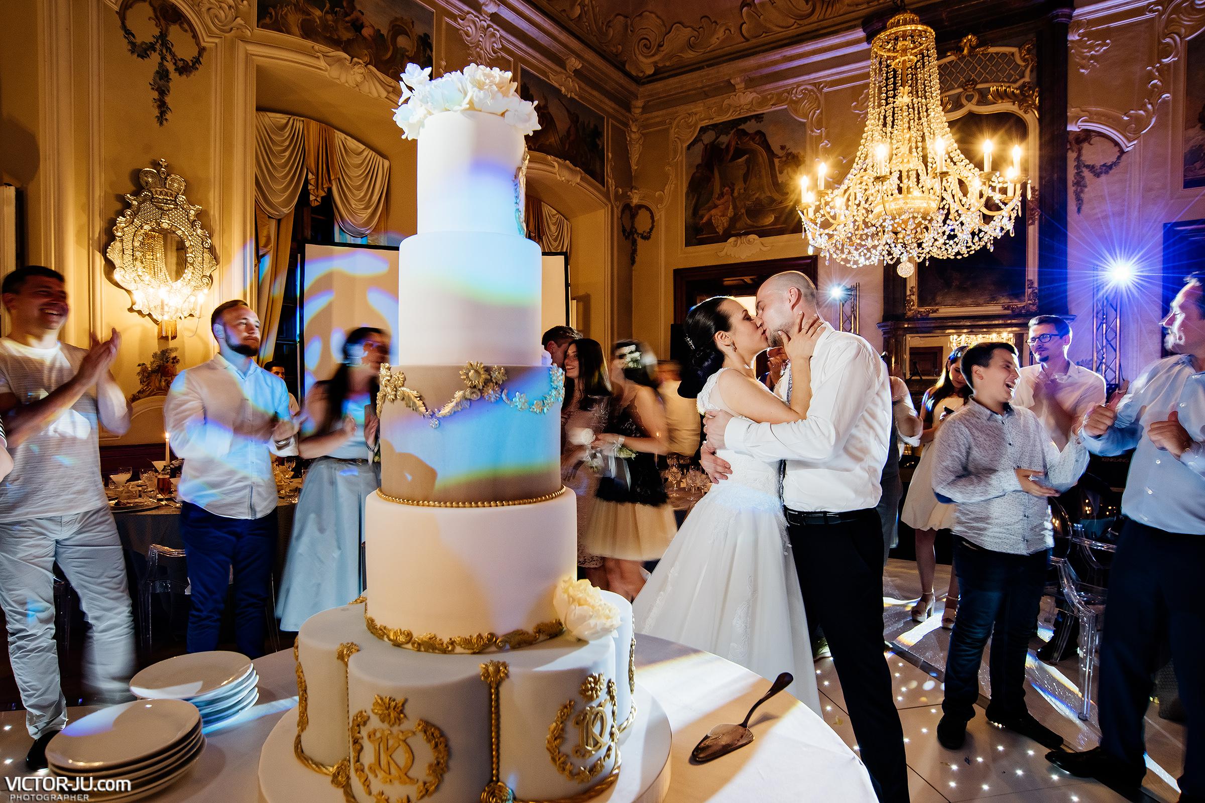 Свадебный торт в Праге
