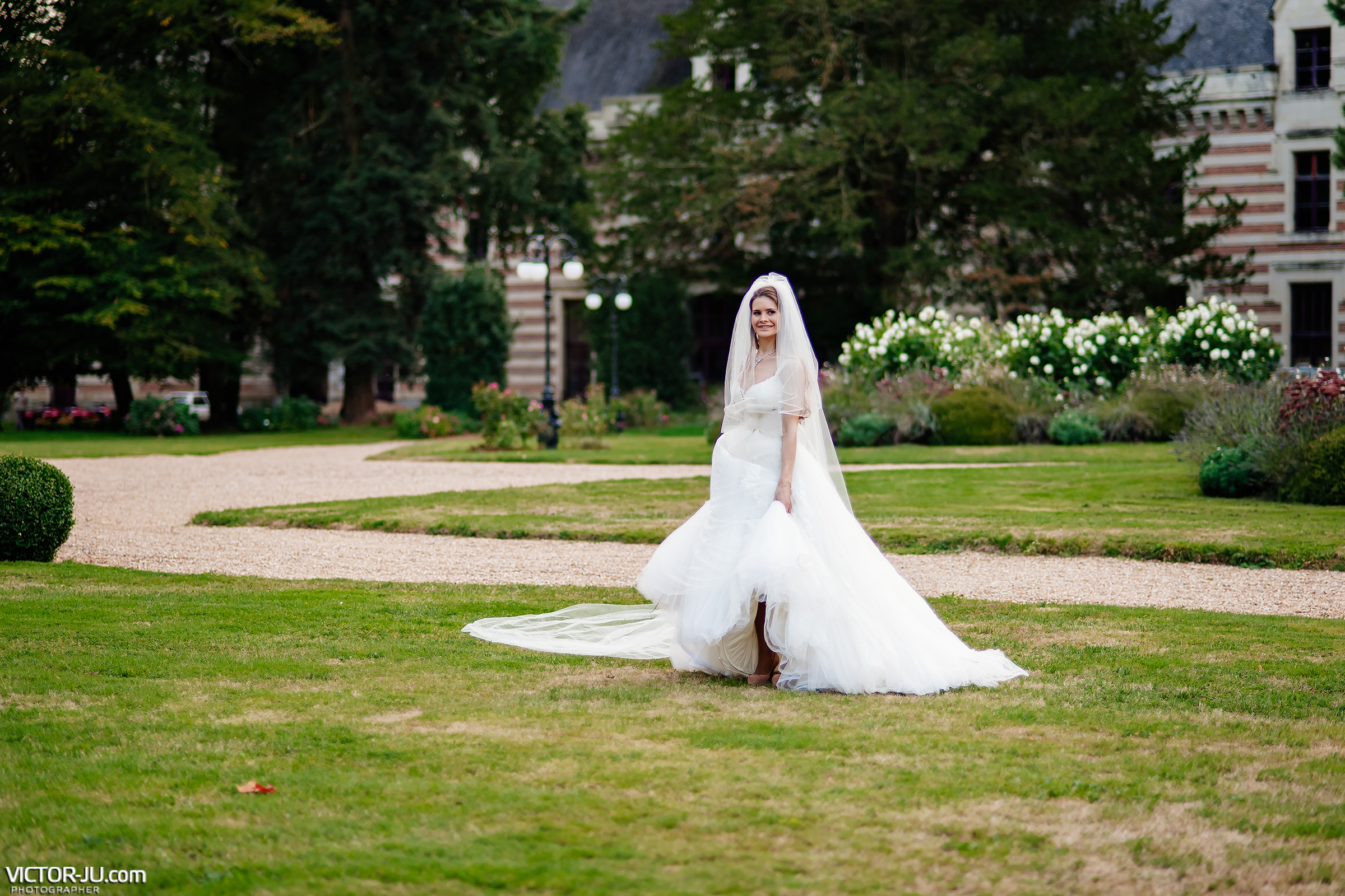 Photographer for a wedding in France