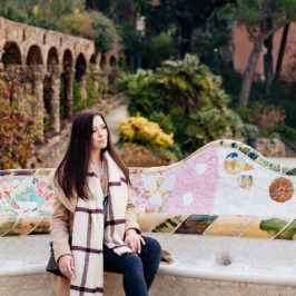 Фотосессия в Испании — Барселона