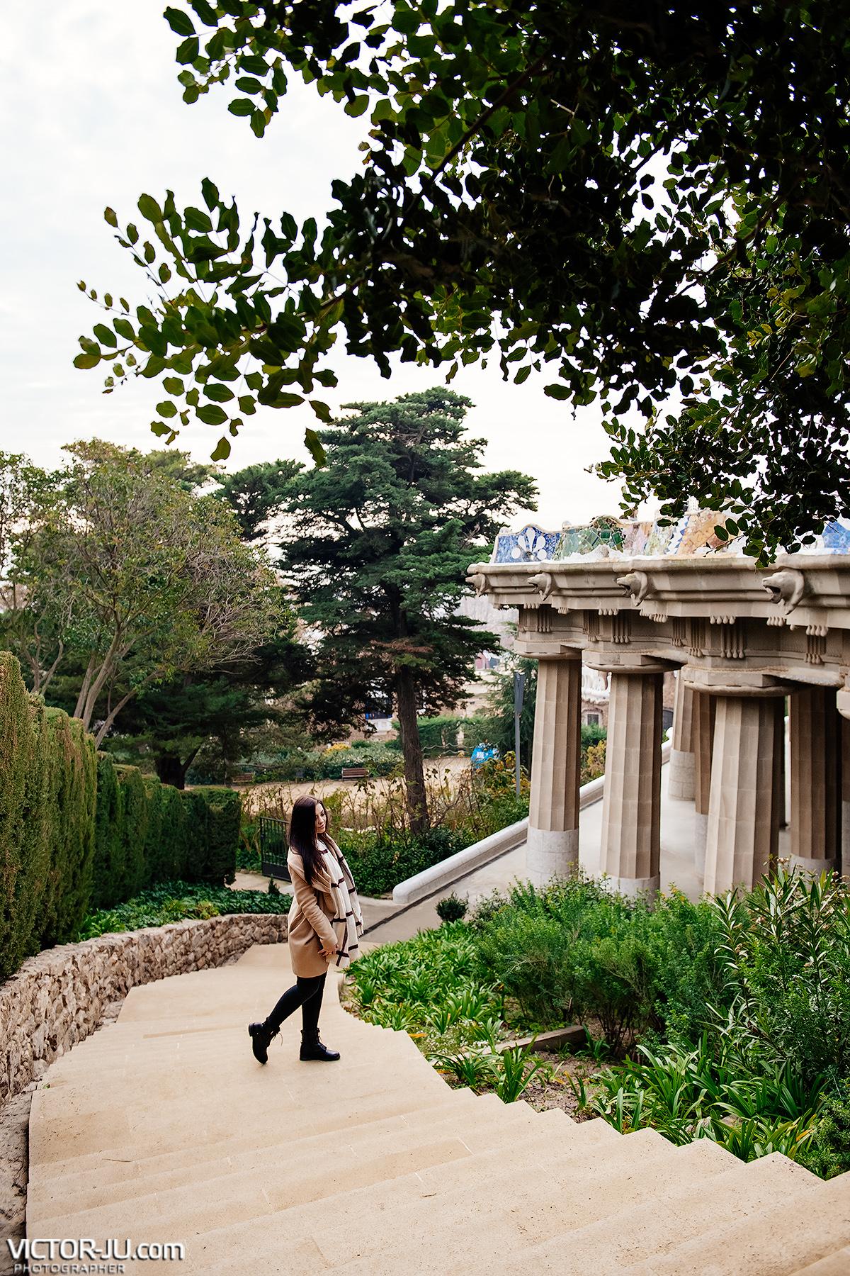 Индивидуальная фотосессия в Барселоне