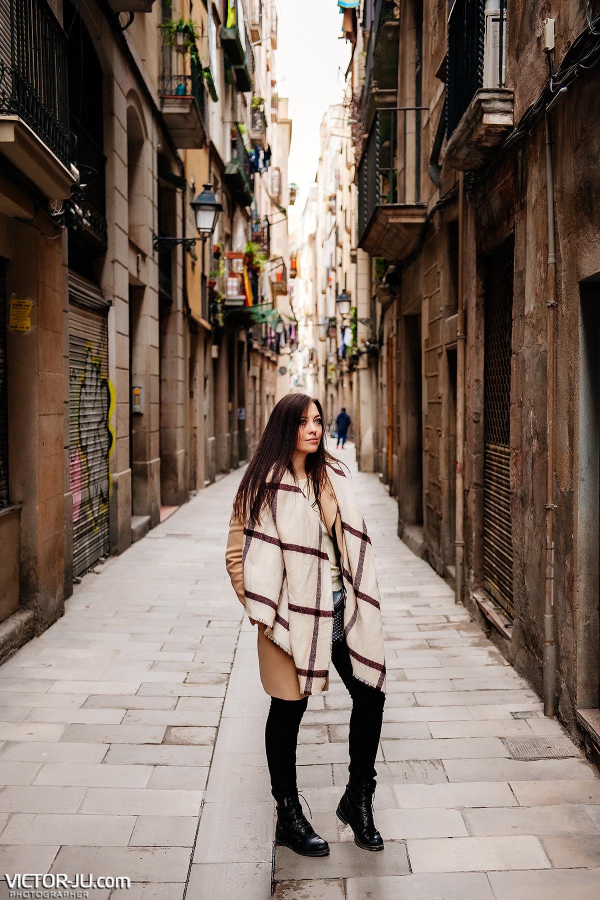 Фотограф в Барселоне