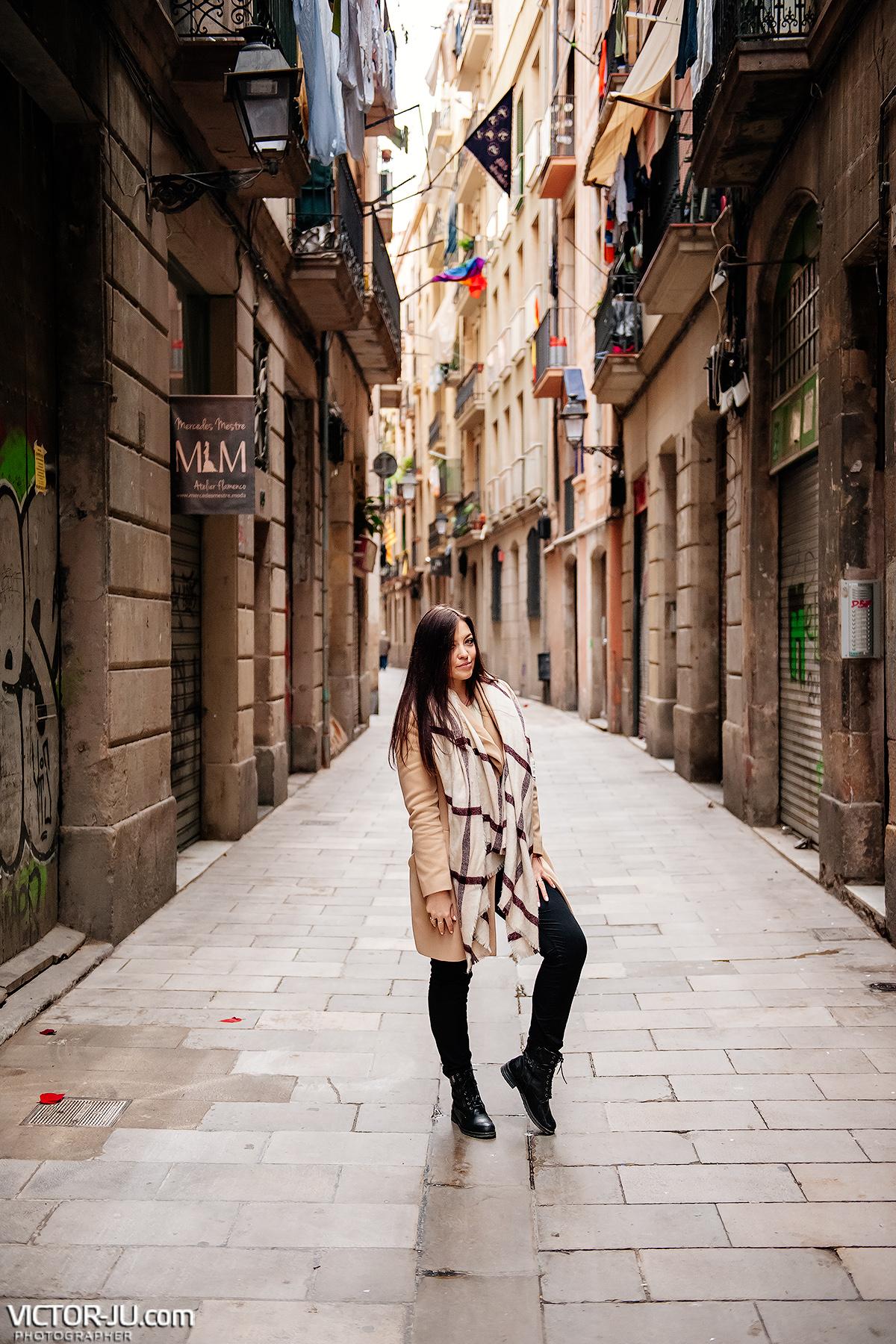 Испания, Барселона, Готический квартал