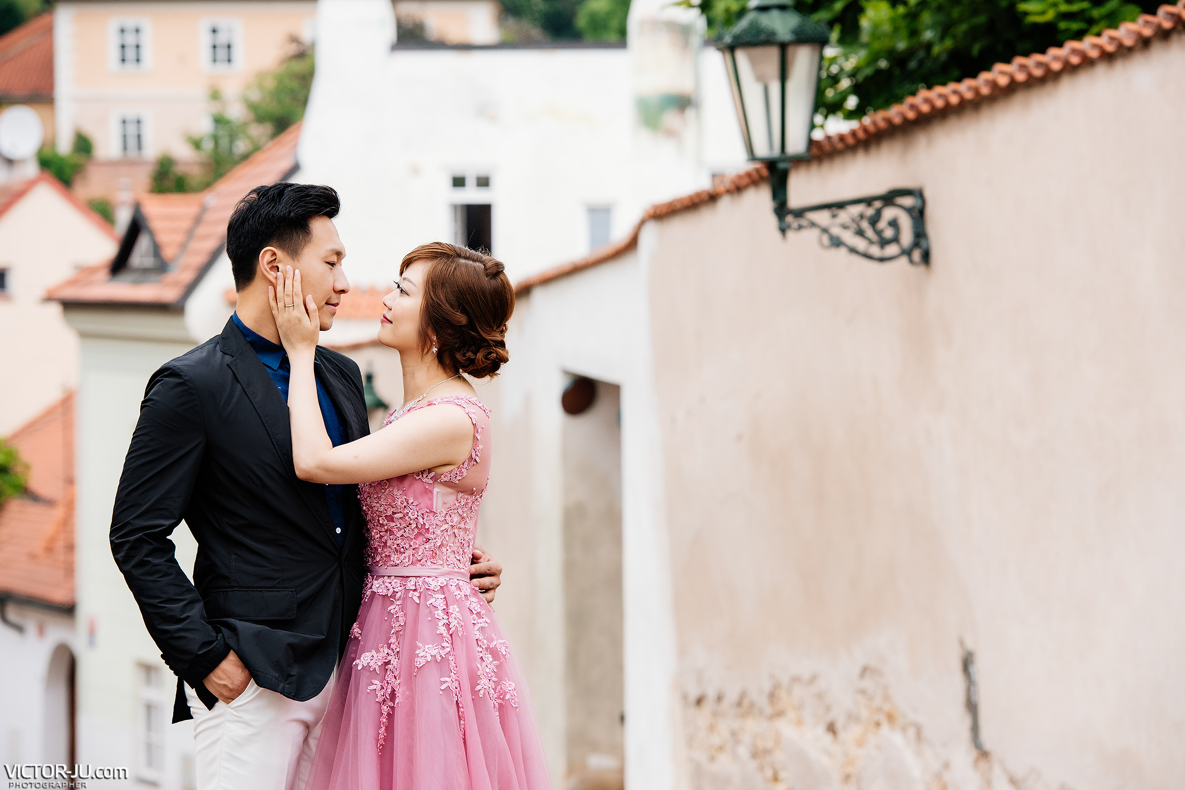 Prague wedding photo shoot