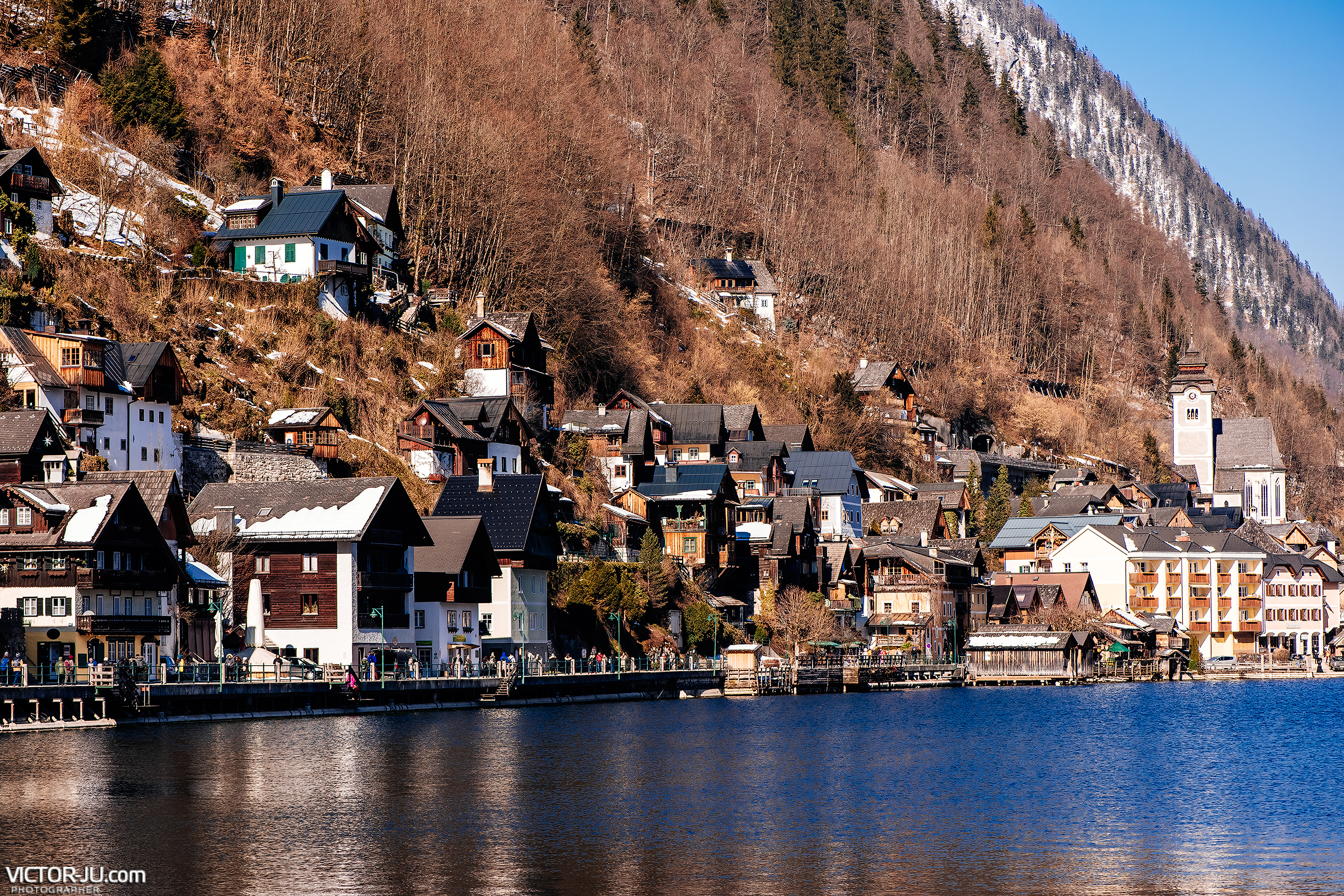 Photo Shoot in Hallstatt Austia