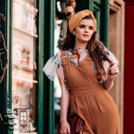 Stylish photo shoot in Prague Elizabeth