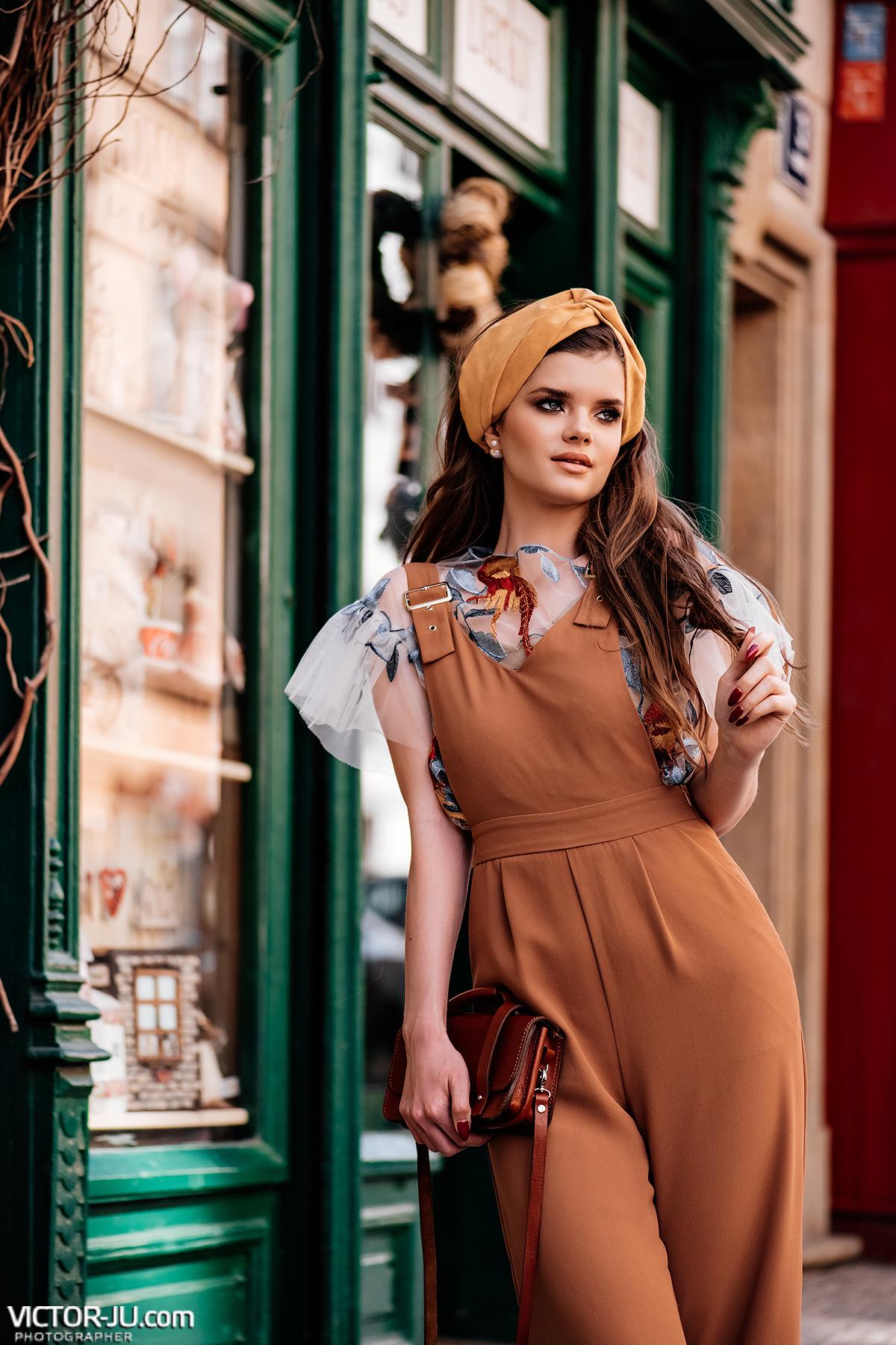 Prague photo shoot