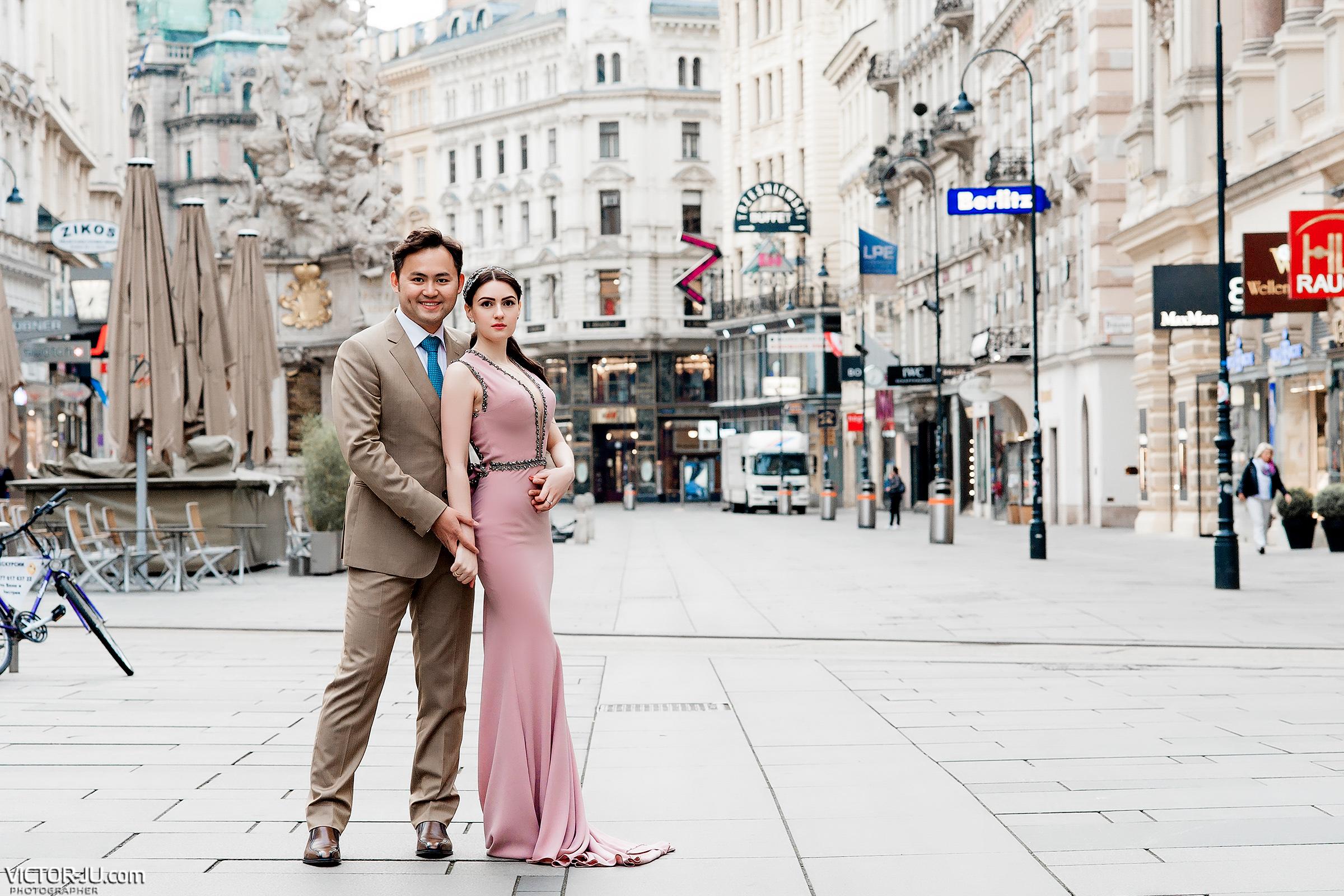 Фотограф в Вене