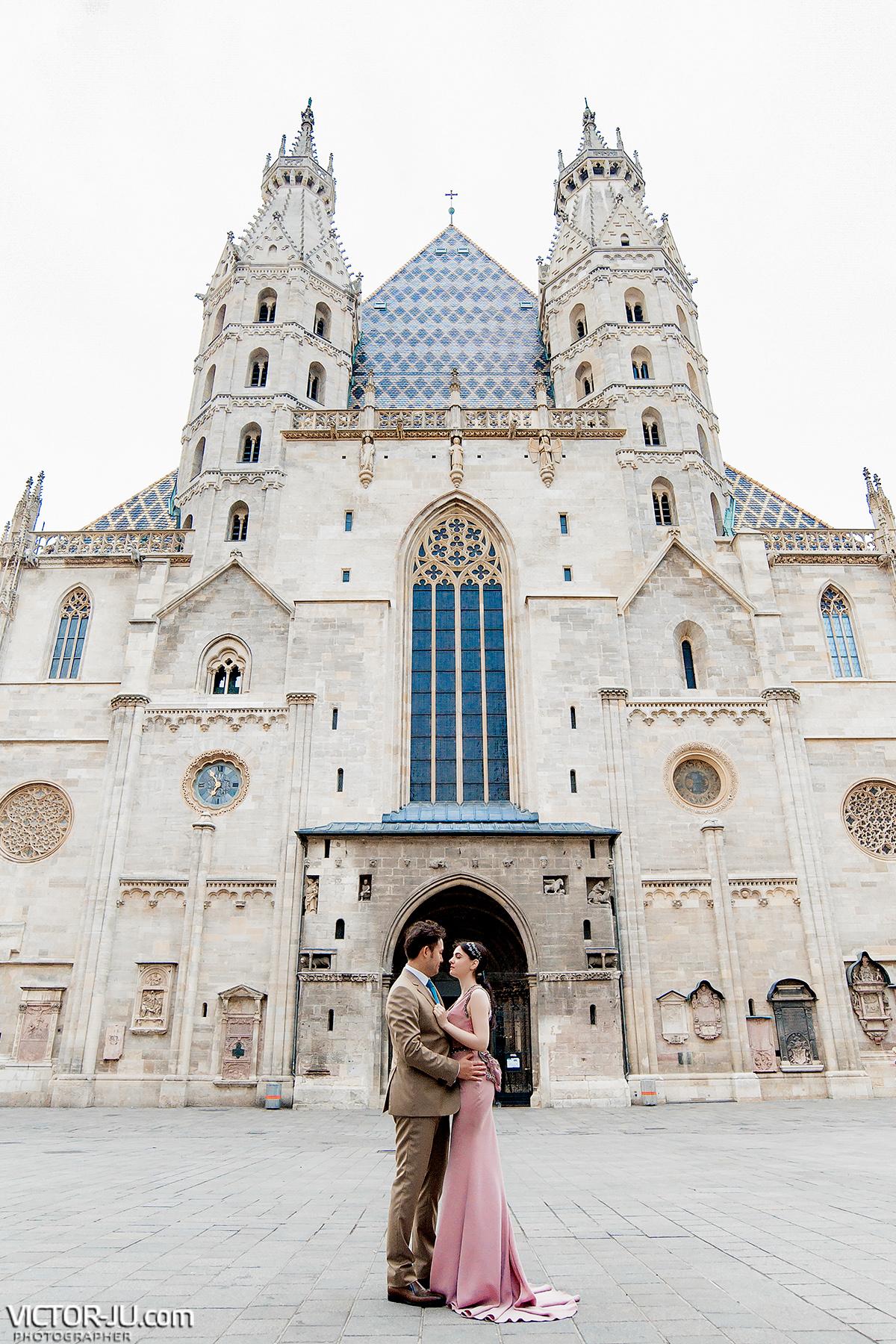 Wedding in Austria Vienna
