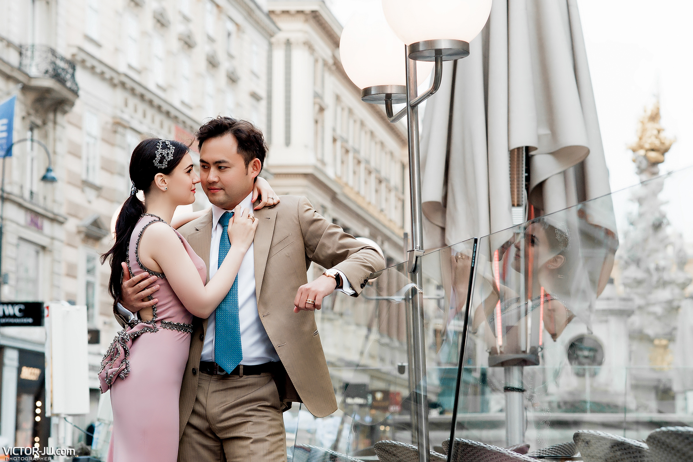 VIENNA PRE-WEDDING SHOOT