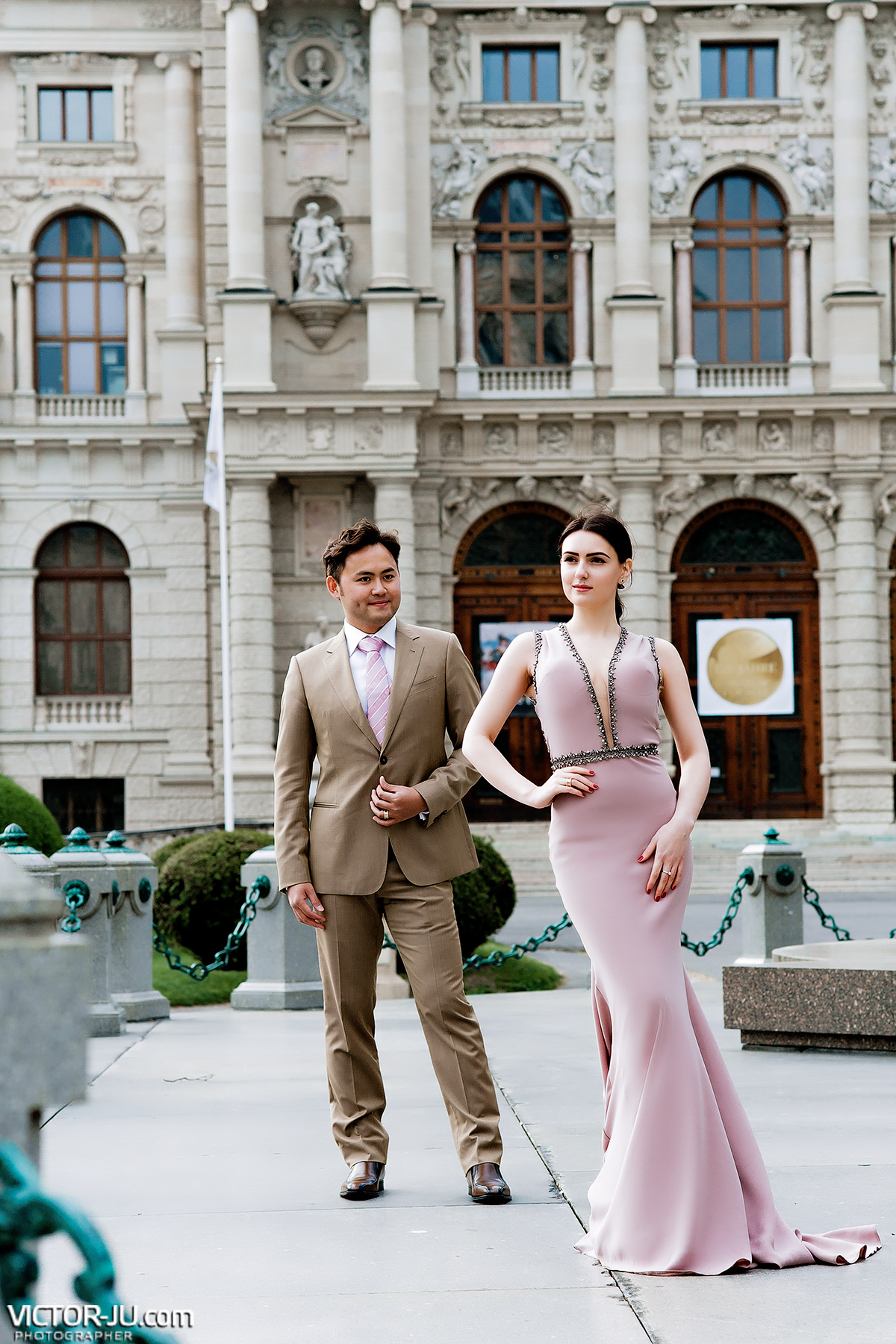 Wedding photographer in Wien