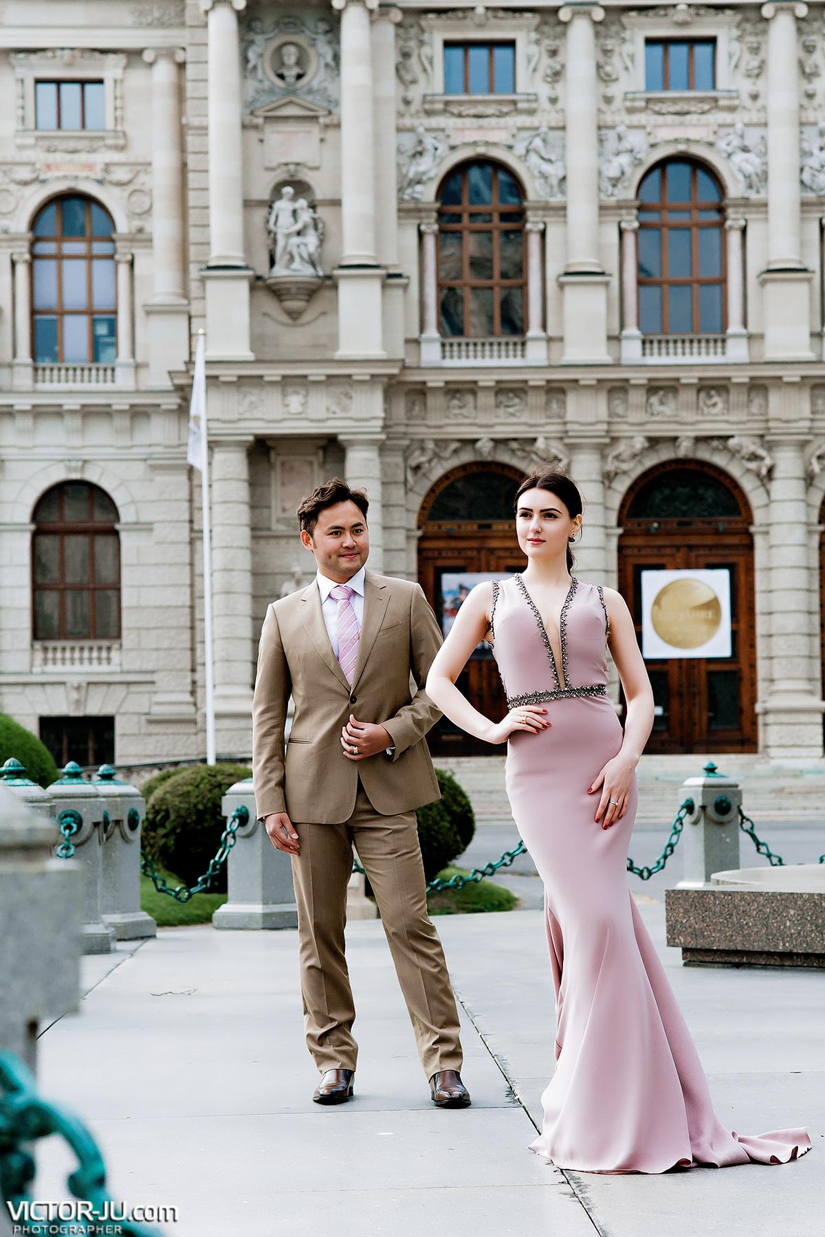 Wedding photographer in Wien
