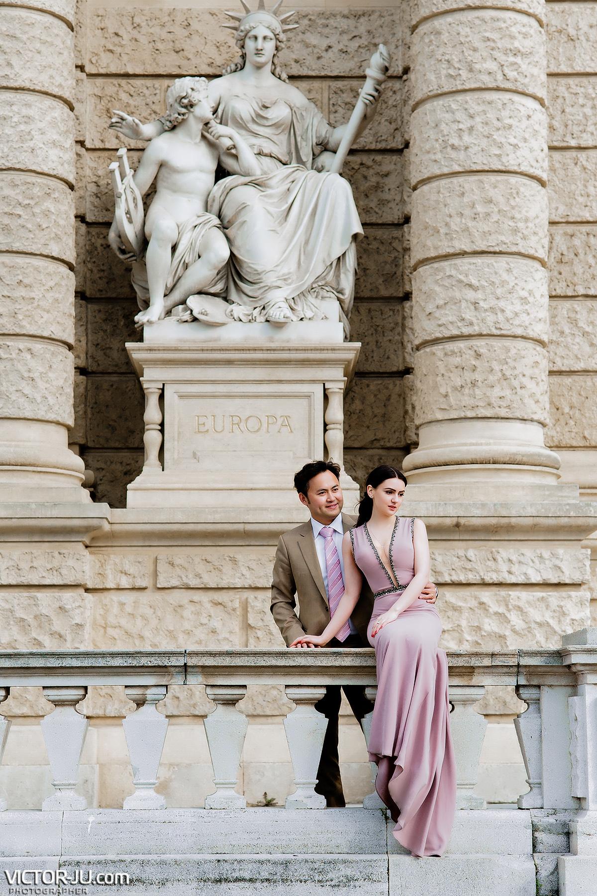 Photoshoot in Wien