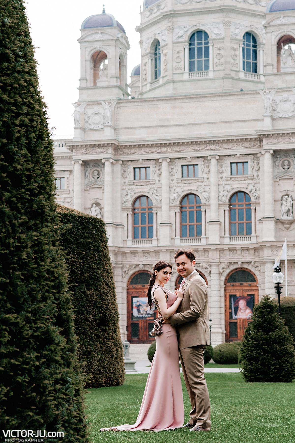 Лавстори в Вене