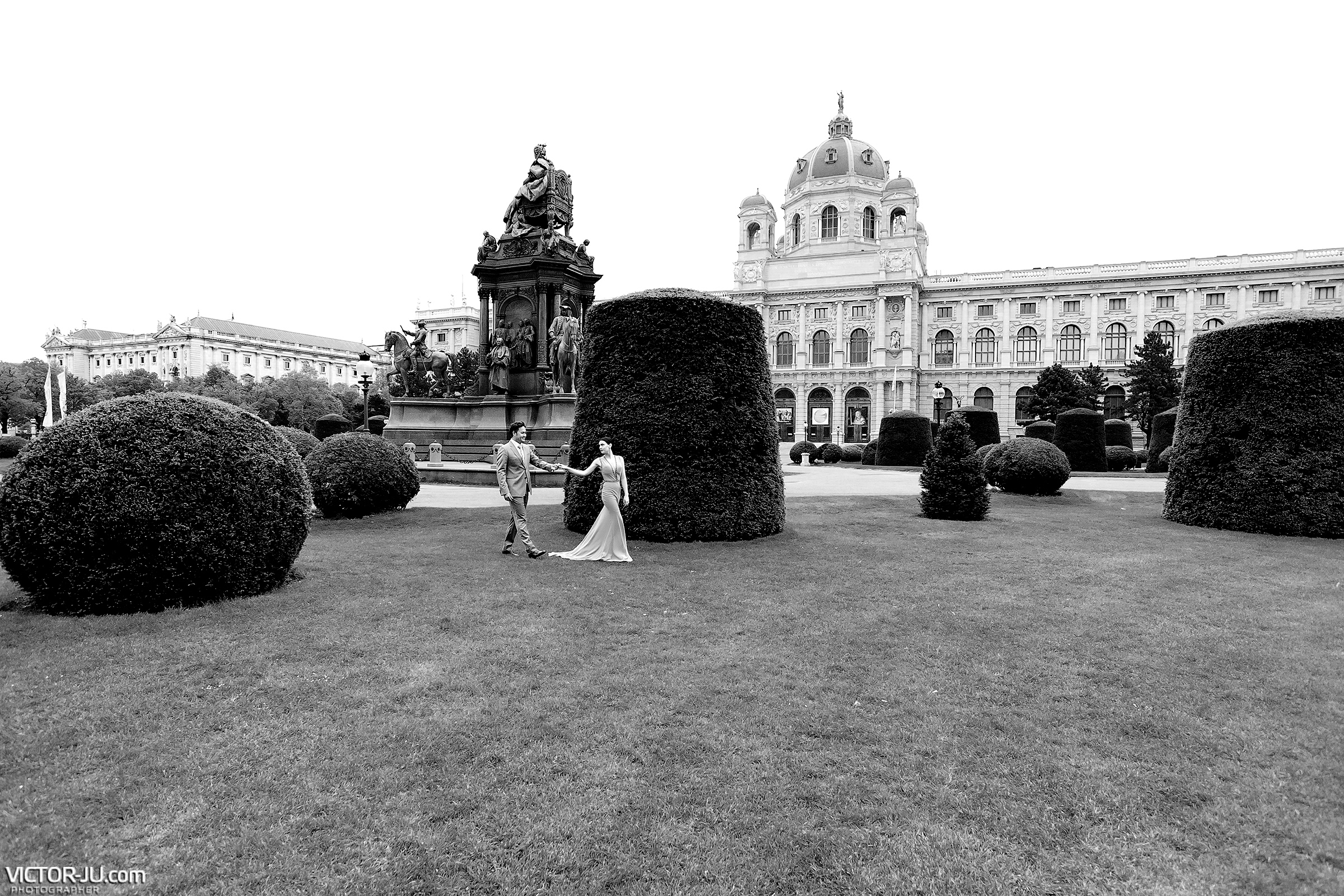 Wedding photographer in Vienna