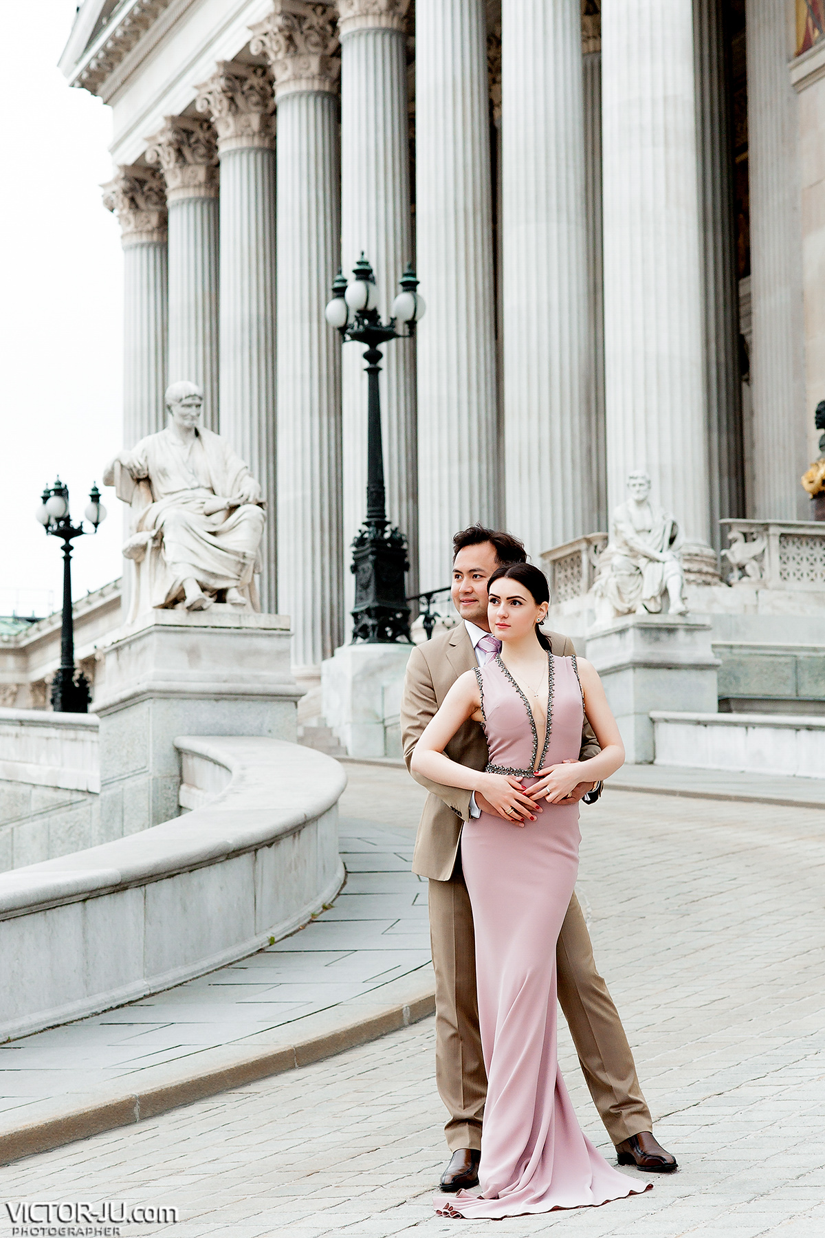 prewedding photographer in Wien