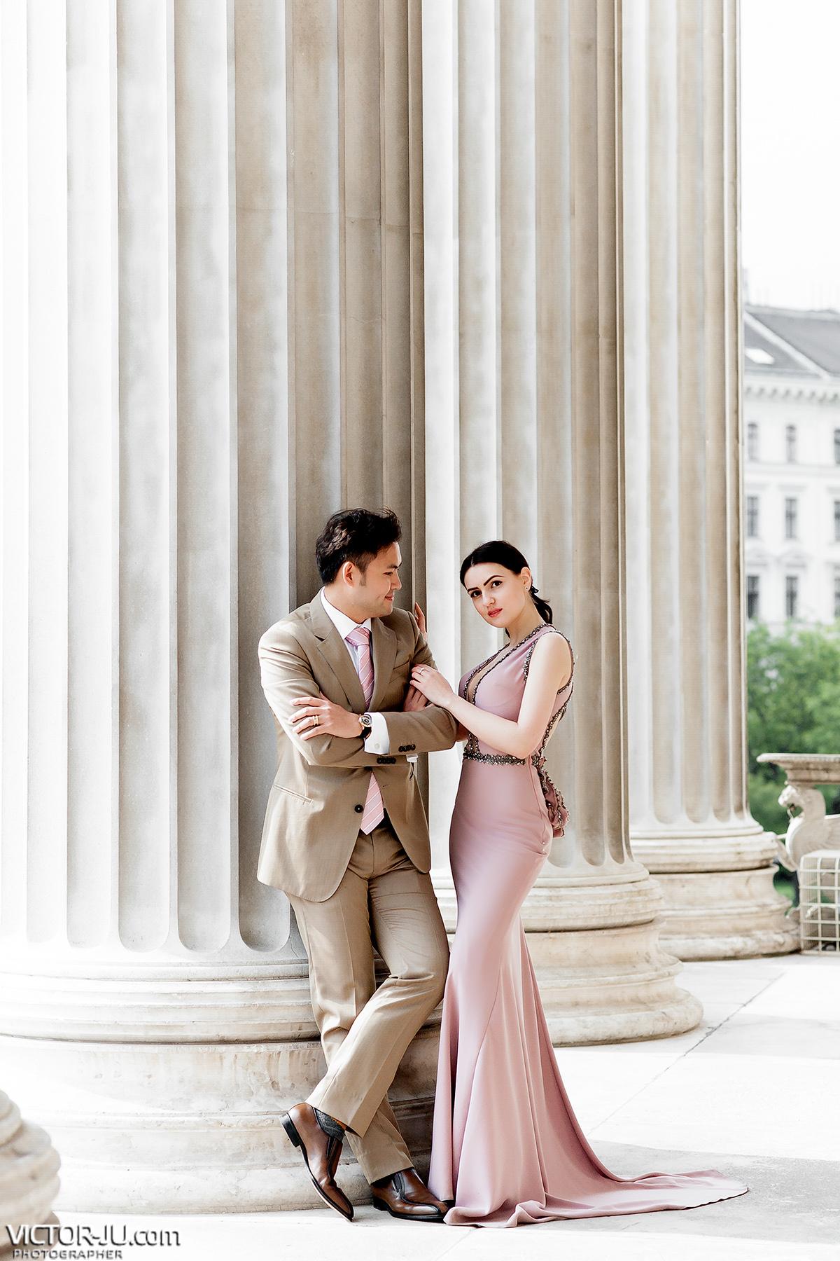 prewedding photographer in Austria