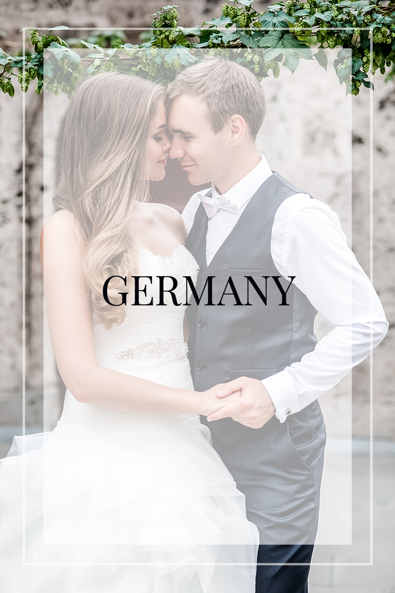 Wedding photographer in Germany (Dresden, Berlin, Munich, Leipzig, Dortmund, Frankfurt, Nuremberg)
