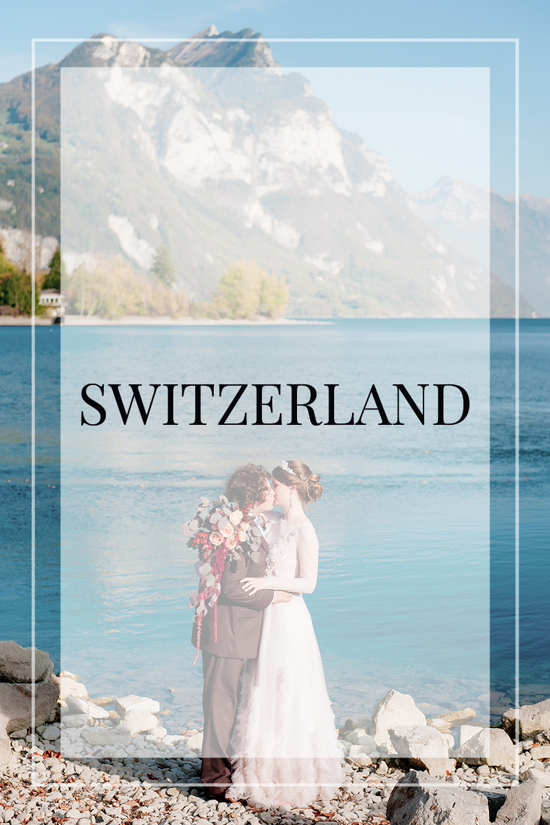 Photographer in Switzerland (Zurich, Bern, Lucerne)