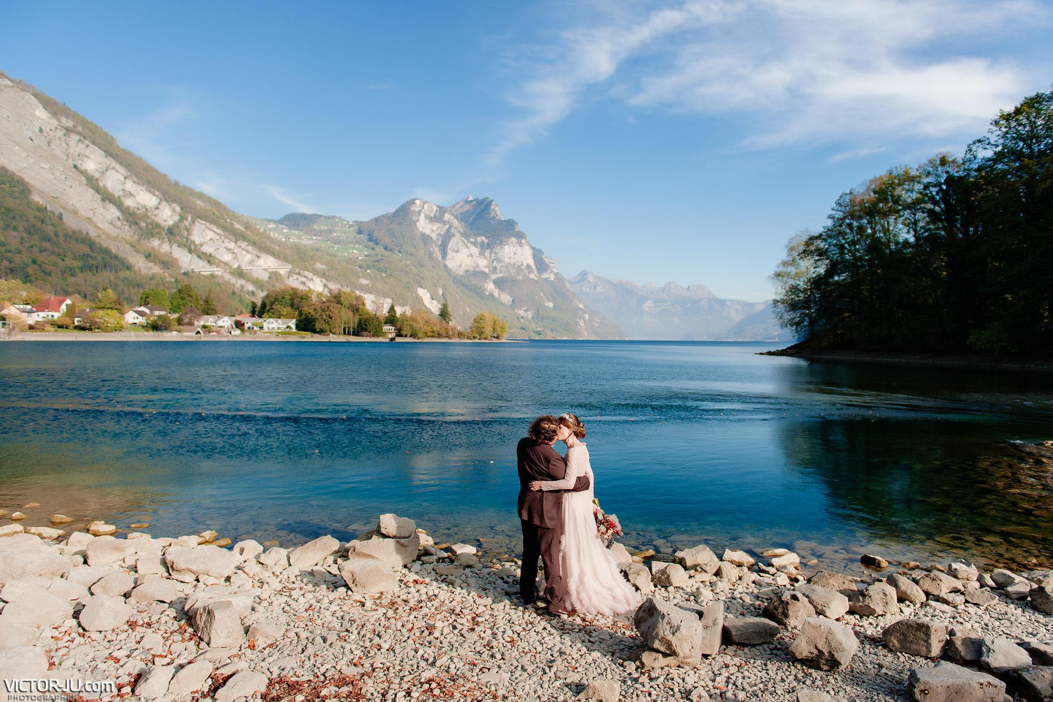 Фотограф в Швейцарии