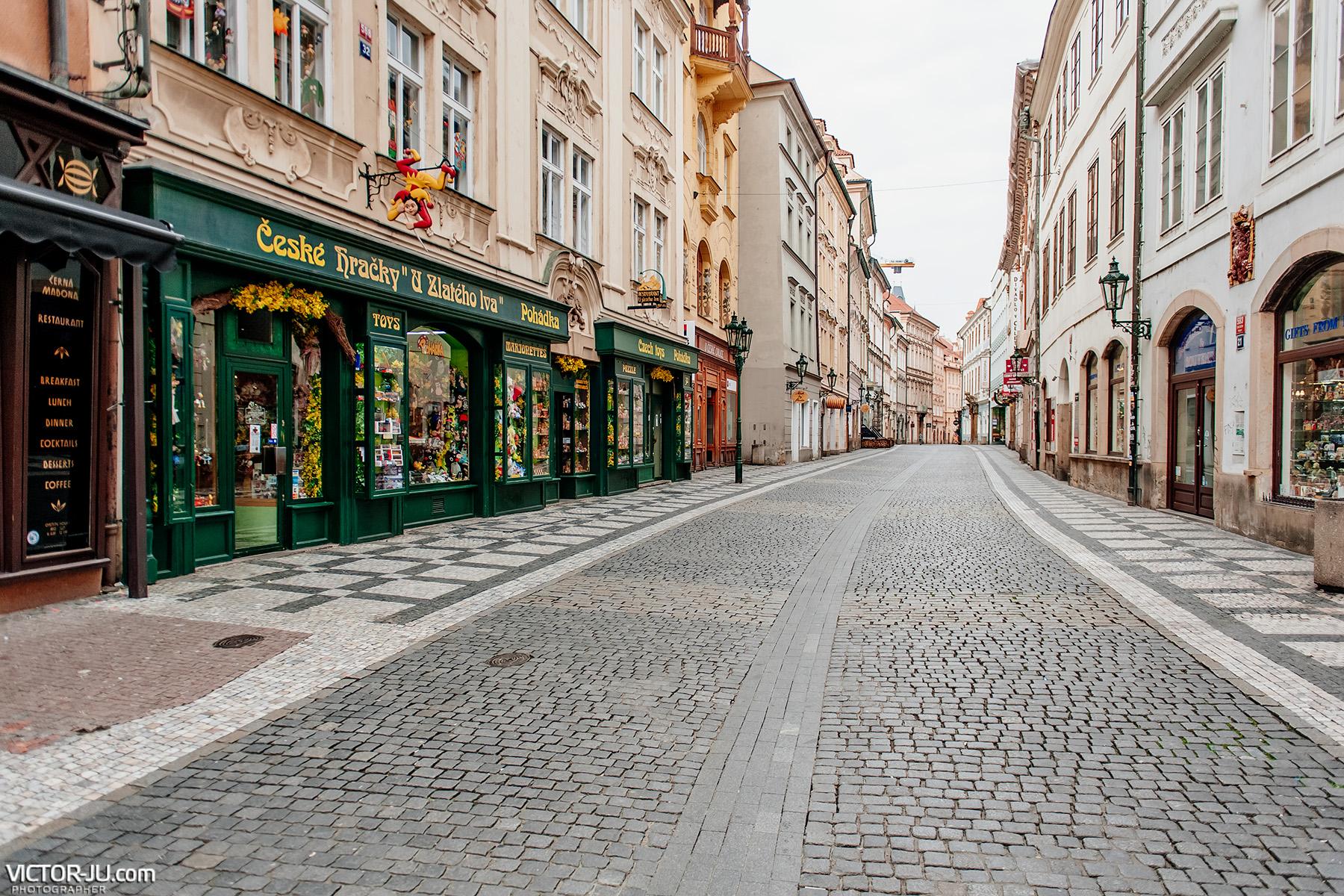 пустые города Европы коронавирус фото
