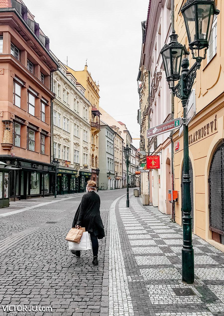 карантин в Чехии из-за коронавируса