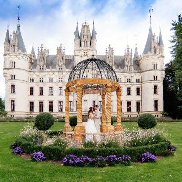 Wedding in France – Castle Château de Challain